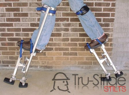 "24"" - 40"" Tru-Stride Drywall Stilts"